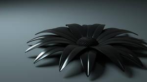 Metallic Flower by aad345