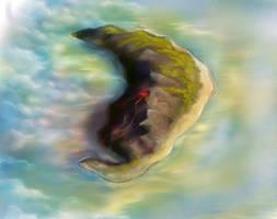 Island - 2007 Game Concept Art by merbel