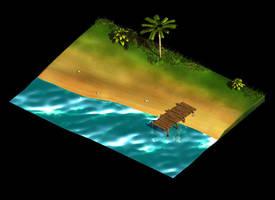 Quadrant - 2007 Game Art by merbel