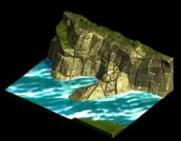 Quadrant 2 - 2007 Game Art by merbel