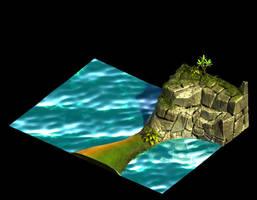 Quadrant 4 - 2007 Game Art by merbel