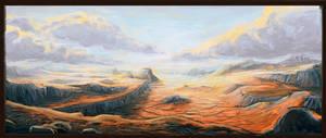 Desert - 2010 by merbel