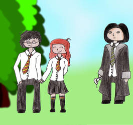 Snape's Envy by AzureFalls