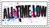 All Time Low Stamp by AllTimeScream