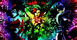 Gotham City Sirens by PoisonJoshy
