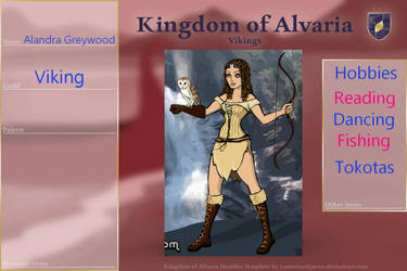 KOA- Alandra Greywood by CalliesKennel