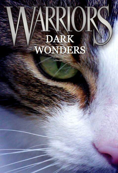 Dark Wonders Book Cover by CalliesKennel