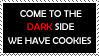 dark side stamp by sjthunder