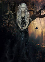 Mother nature by BettaArtusiArt