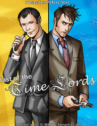 last of the time lords by xel-