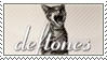 Deftones Cat Stamp by IgnisAlatus