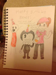 1 year of Bendy by Yubel198