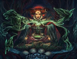 Nimora the Lifebringer by Larbesta
