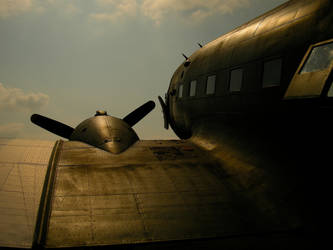 plane by bakatana