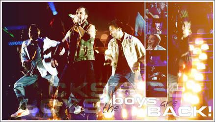 Backstreet Boys header by iwant2believe
