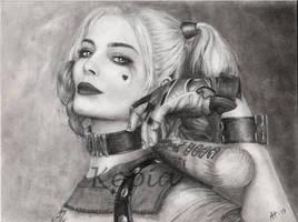 Harley Quinn by Fia-Liz