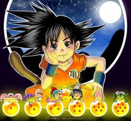 The Legend of Dragon Ball by Otaku-J