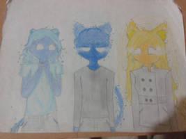 My friends  by lulu1028