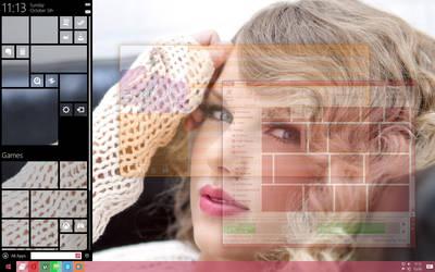Windows 10 - Concept 2 by Dariosuper
