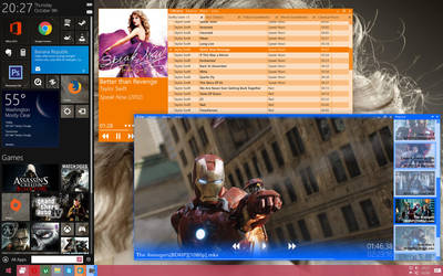 Windows 10 - Concept 3 by Dariosuper