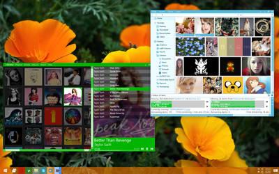 Windows 10 - Concept 4 by Dariosuper