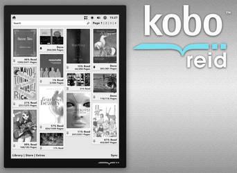Kobo Reid - Concept by Dariosuper
