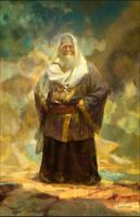 King Melkizedek by hdy9108