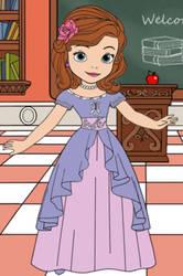 Princess Sofia by unicornsmile
