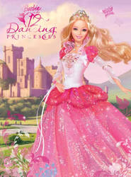 Barbie in the 12 dancing princesses by unicornsmile