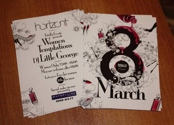8th March Lady Day Party by r77adder