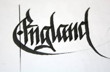 England by r77adder