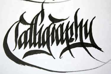 Calligrafffy by r77adder