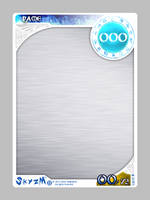 Skyzm HoE - Angel Card template by DavyWagnarok