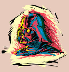 Darth Warhol by DavyWagnarok