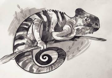 chameleon by mojo123s