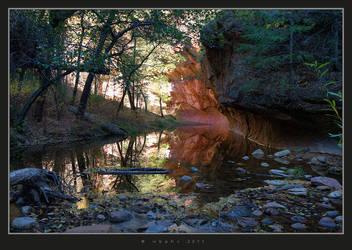 Oak Creek West Fork by HogRider