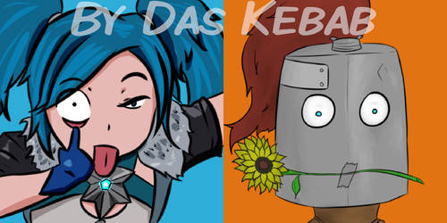 Paladins Avatar submissions (Full size) by DasKebab