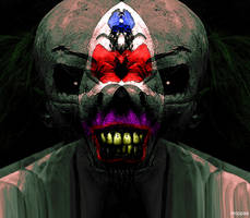 clown by moppaa