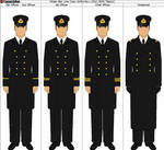 White Star Line Uniforms c.1912 [RMS Titanic Crew] by Grand-Lobster-King