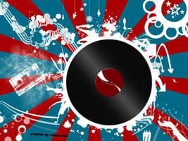 Vinyl Vector Art by MrTomAss