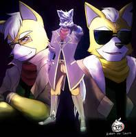 .:Star Fox - Generations:. by Kokoro-Tokoro
