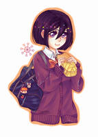 Rukia Pan by MomoChiee