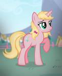OC Pony - The Pony Who Never Sleeps by InvisibleInkDoodles
