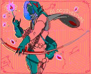 Danger in Love by VPixel