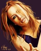 Tori Amos 4 by xXBlackMagicXx