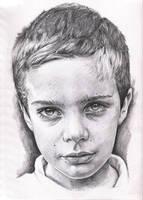 Bertie - Art Exam by xXBlackMagicXx