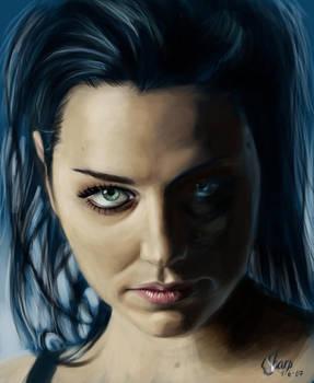 Amy Lee XIII by xXBlackMagicXx