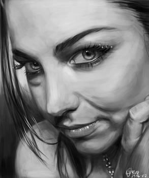 Amy Lee XIV by xXBlackMagicXx