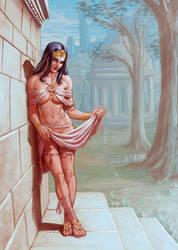 Goddess / Diosa by Atilio-Gambedotti