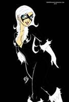 Black Cat by DANGERcomics